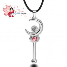 Cadena Sailor Moon Cetro Lunar