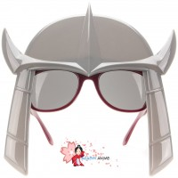 Tortugas Ninja - Gafas casco Shredder