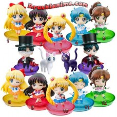 Mini figuras Sailor Moon