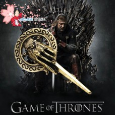 Pin Game of Thrones, la mano del rey