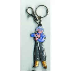Dragonball Z Trunks PVC Keychain