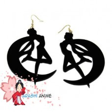 Aretes Sailor Moon