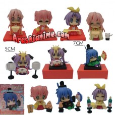 Mini Figuras Lucky Star